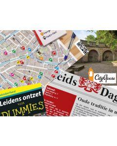 Dossier Flikken Leiden - stadsspel